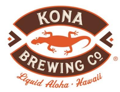 Kona Brewing logo