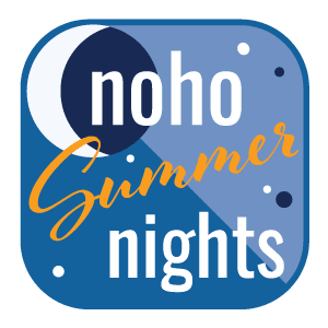 NOHO Summer Nights Logo
