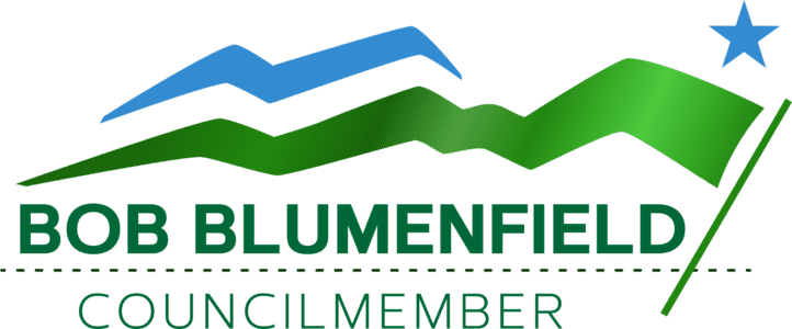 Bob Blumenfield logo