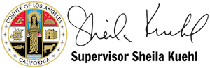 Sheila Kuehl LA County