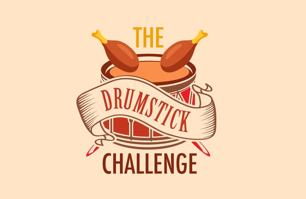 drumstick challenge logo